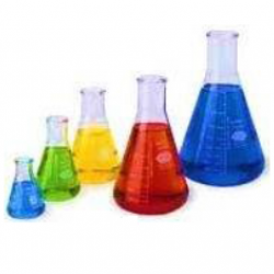 Erlenmeyer flask narrow mouth 0