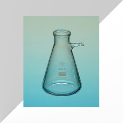 Filtering flask(Suction flask) 0