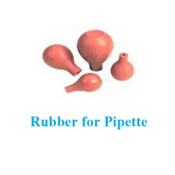 Rubber for Pipette 0