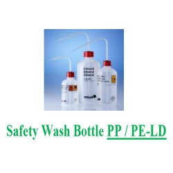 Safety Wash Bottle PP / PE-LD 0