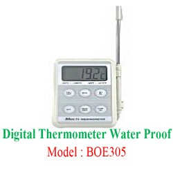 Digital Thermometer Water Proof 0